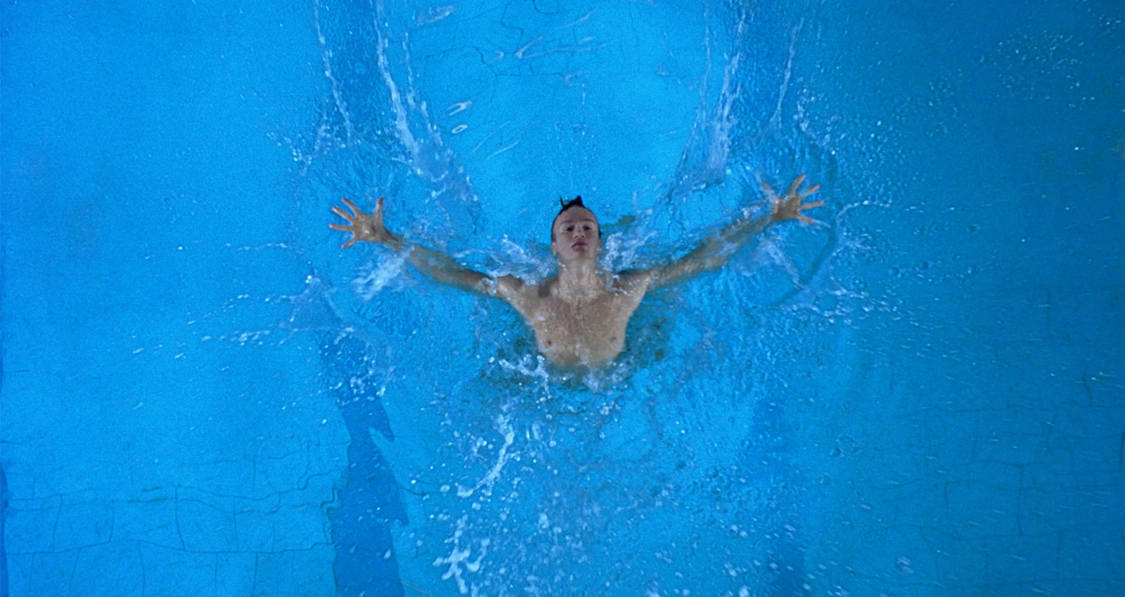 Never Ask: Synchronised Swimmer