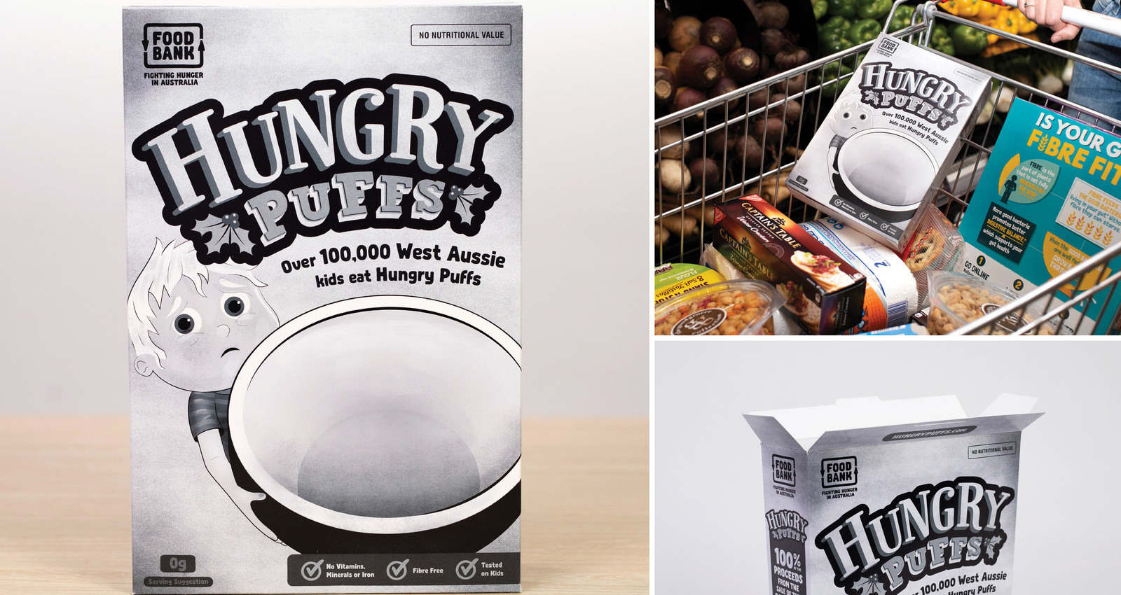 Hungry Puffs