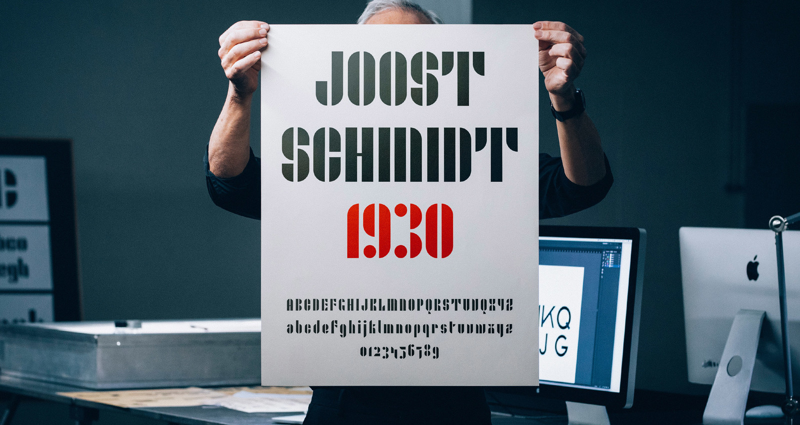 The Lost Typography of Bauhaus