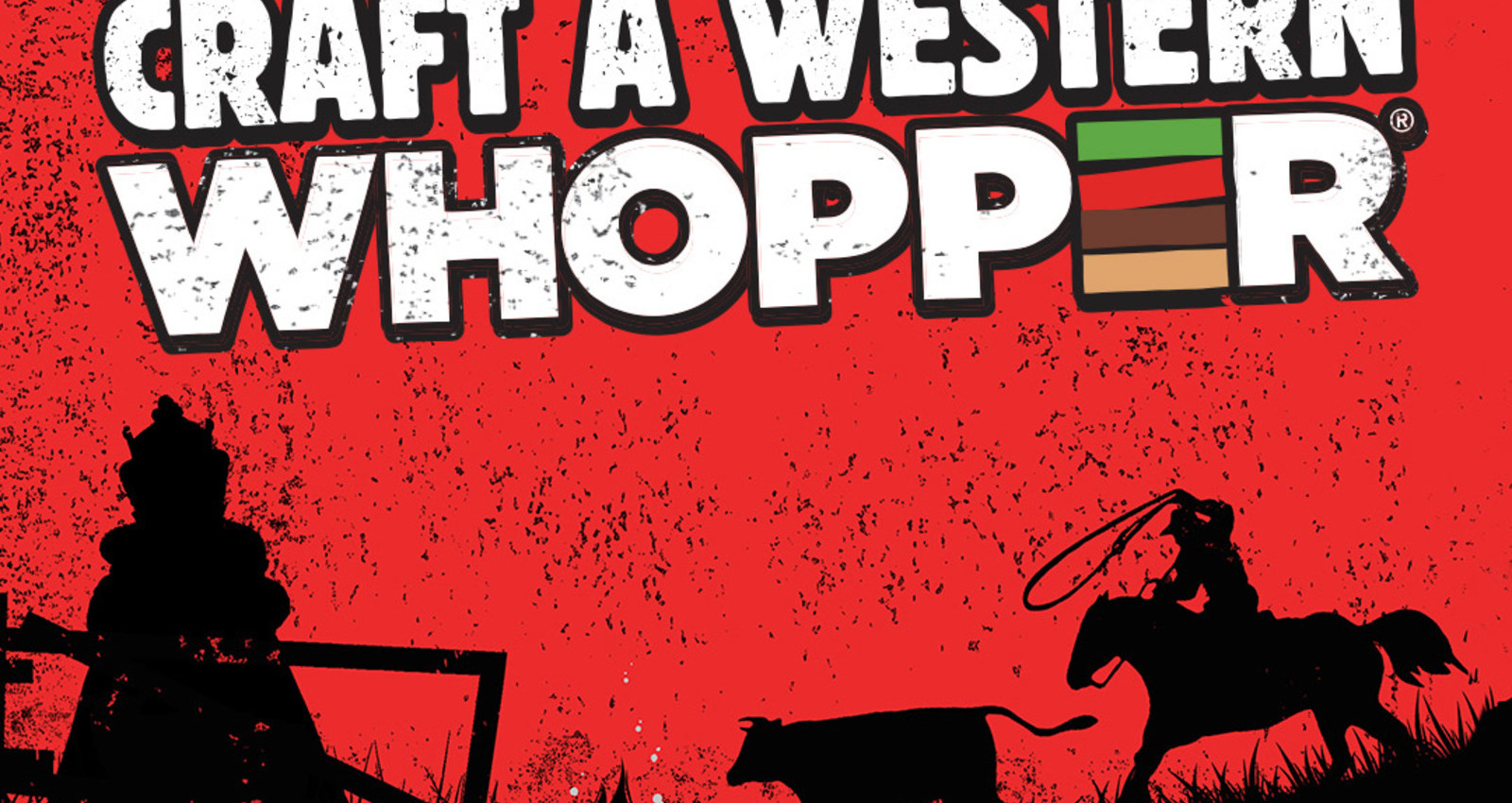 Craft a Western Whopper