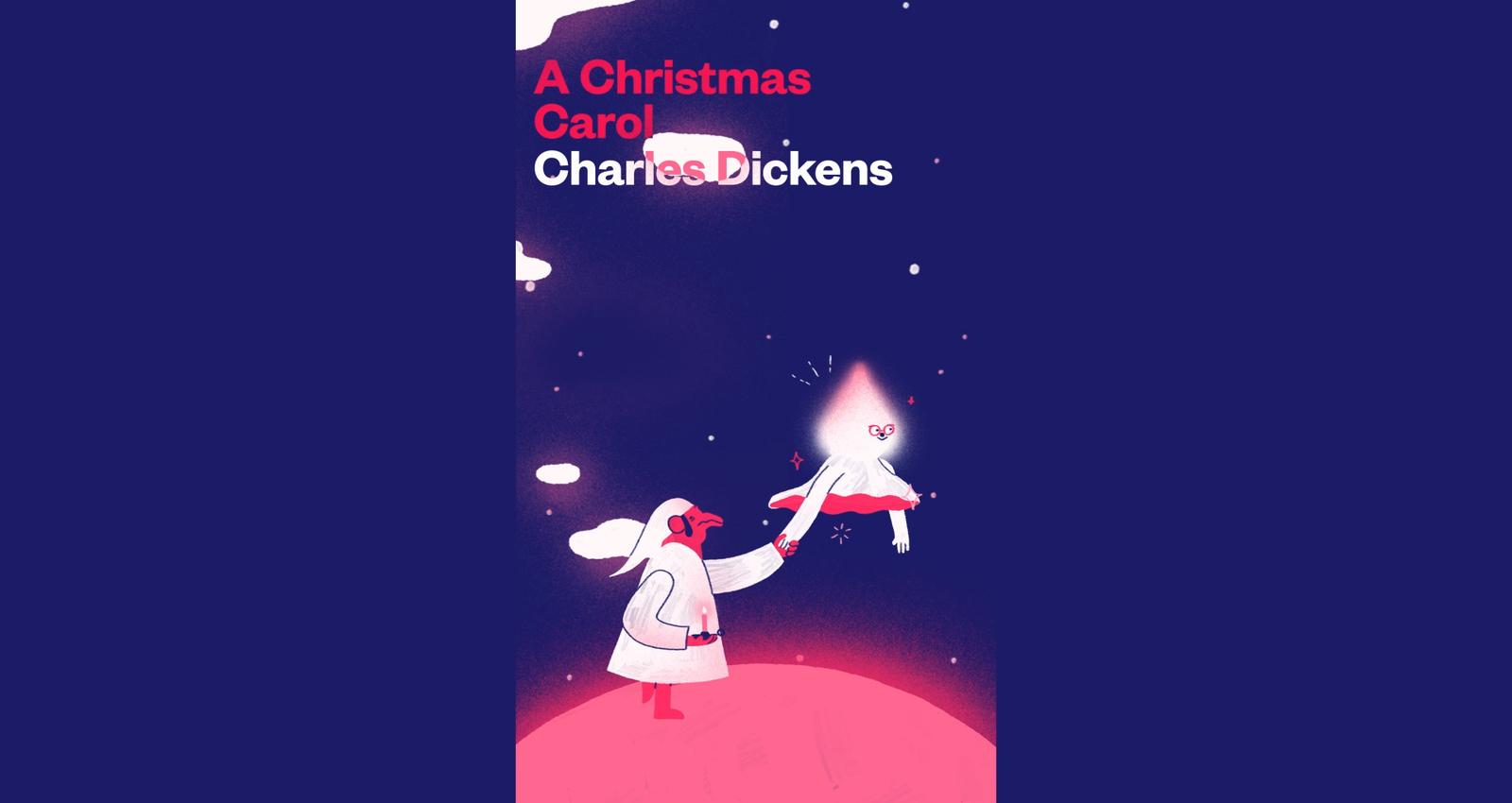 New York Public Library 'A Christmas Carol'