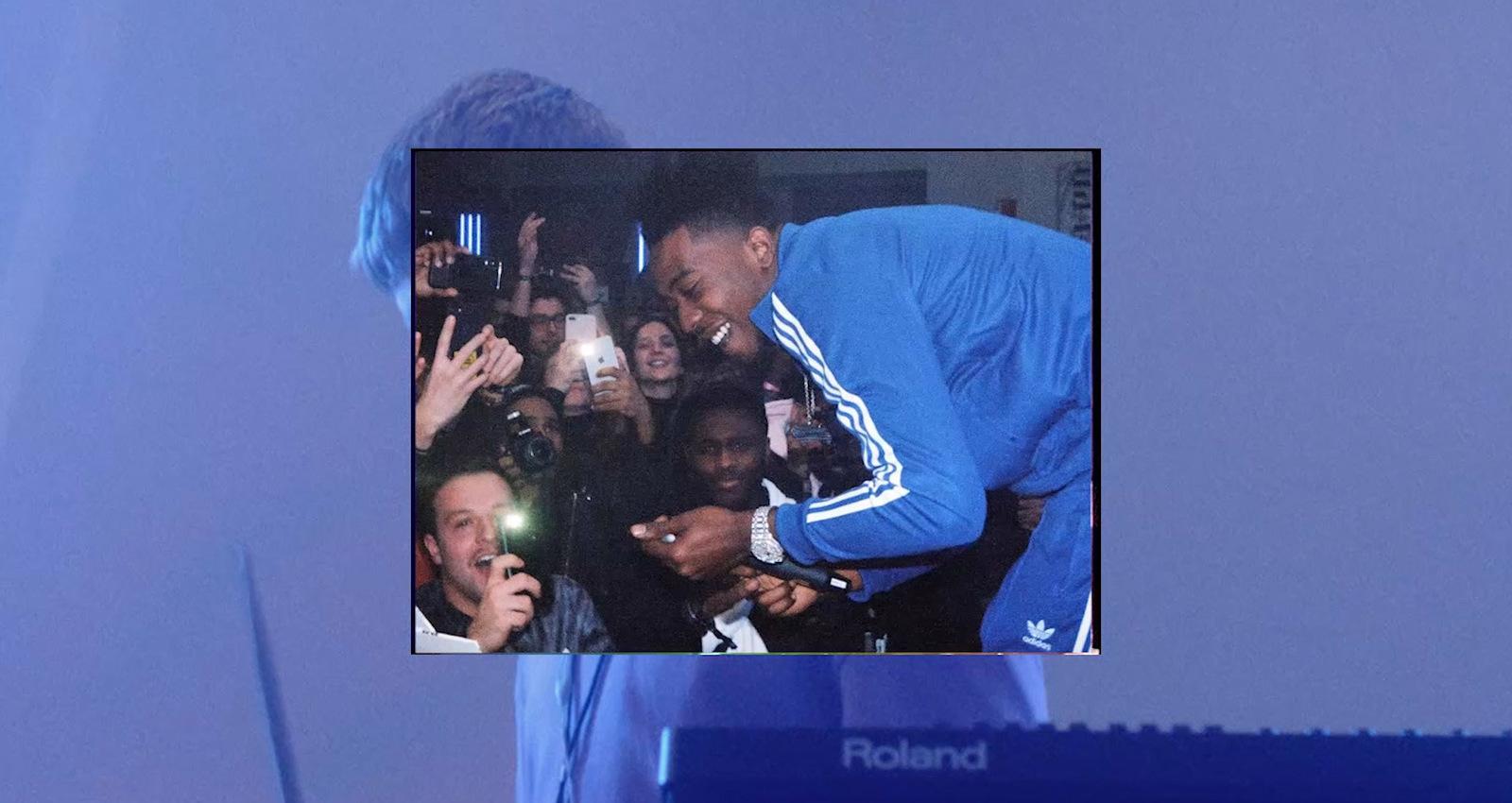 Adidas Originals: Mura Masa x Grammys