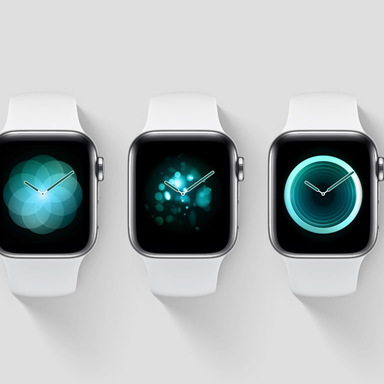 Apple Watch - Breathe Watch Face