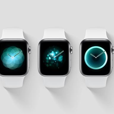 Apple Watch - Breathe Watch Face