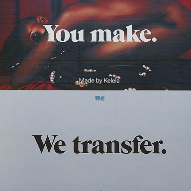 You make. We transfer.