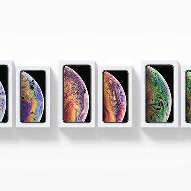 iPhone Xs Hero Wallpaper