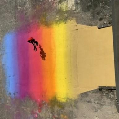 Color Gradient BMX