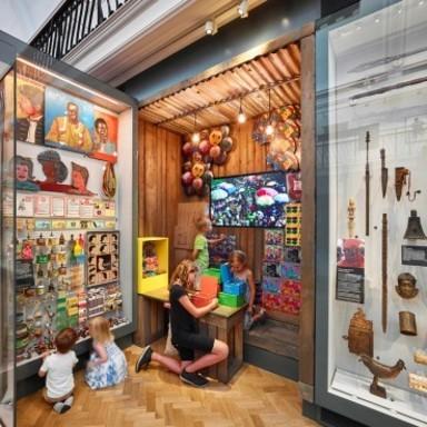 World Gallery, Horniman Museum