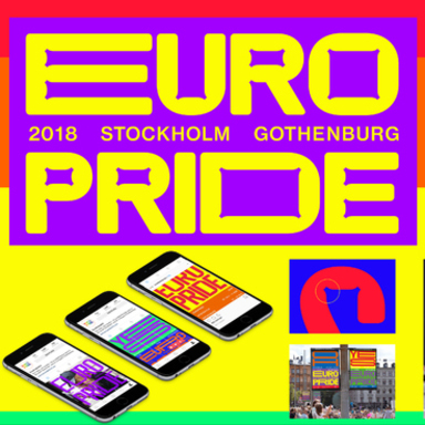 EuroPride 2018 – Loud & Proud