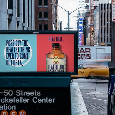 NYC Transit Campaign