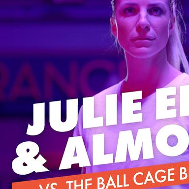 Julie Ertz and Almonds VS