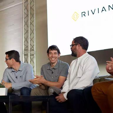 Rivian x Honnold Foundation