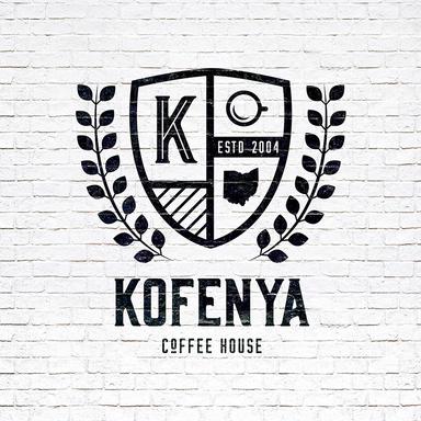 Kofenya Coffee Logo