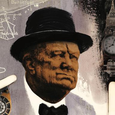 Darkest Hour- Shutterstock Oscar Pop Poster Series 2018