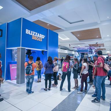 Blizzard Store