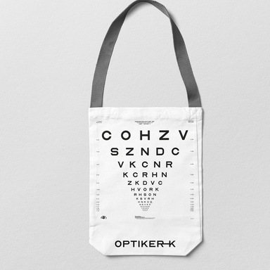 Visual identity based on historical eye charts