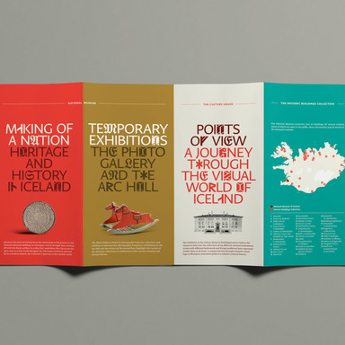 National Museum of Iceland - Brand Identity