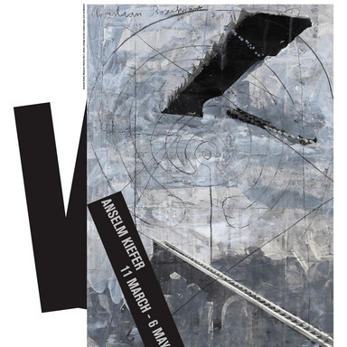 Exhibition of Anselm Kiefer