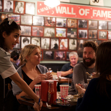 The Marvelous Mrs. Maisel Carnegie Deli Pop-Up