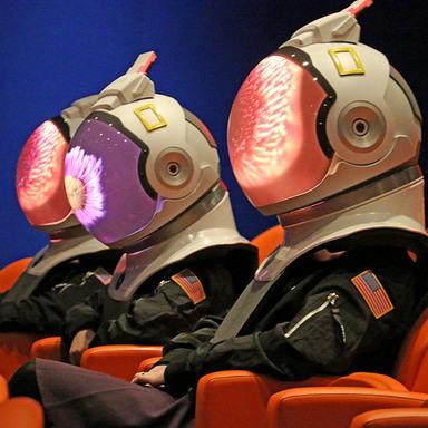 Astronaut Reality Helmet