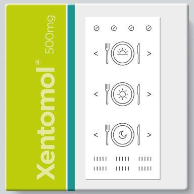 RX Prescription Stickers