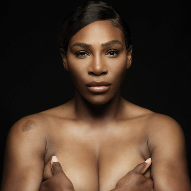 Serena: I Touch Myself Project