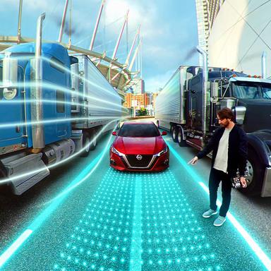 Tech Drive VR