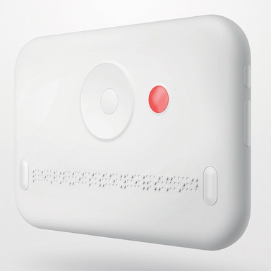 Dot Mini. The First Smart Media Device for the Visually Impaired.