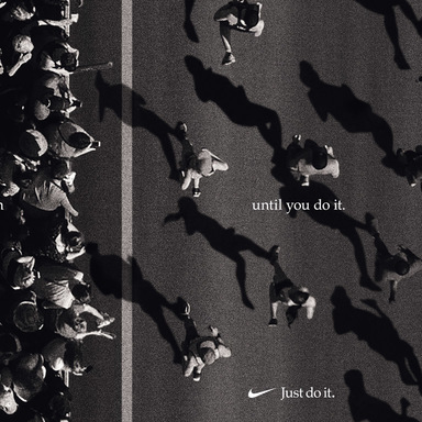 Nike Just Do It 'Dream Crazy' Chicago Marathon