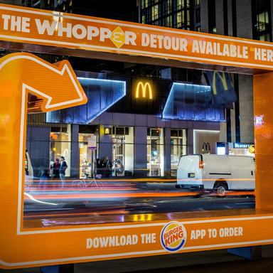 The Whopper Detour