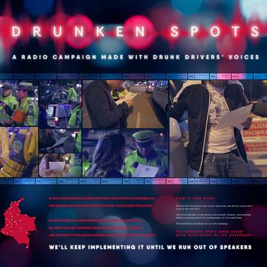 Drunken Spots