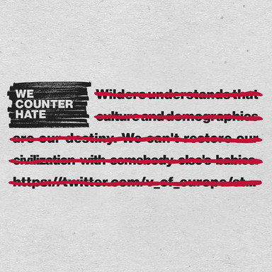 WeCounterHate