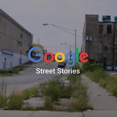 Google Street Stories