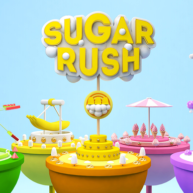 Sugar Rush Amusement Park