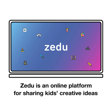 Zedu: bring creativity back to school