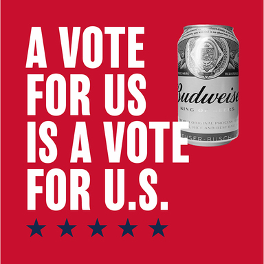 Vote For Bud