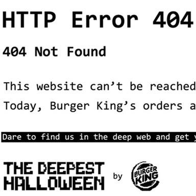 The Deepest Halloween