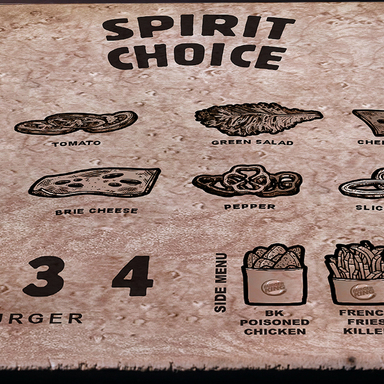 Spirit Choice