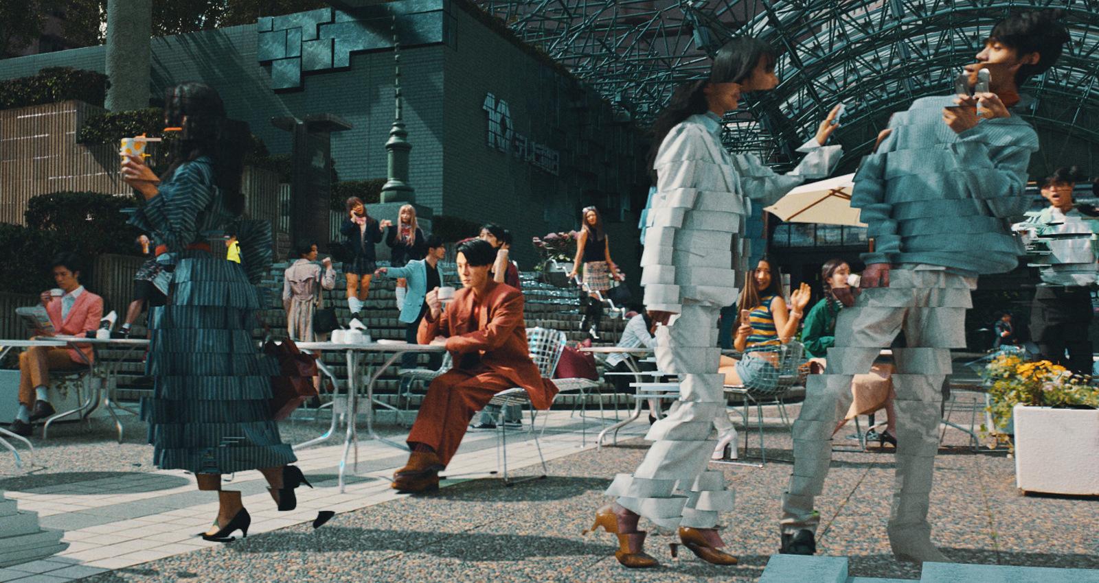 Mori Building Brand movie  DESIGNING TOKYO