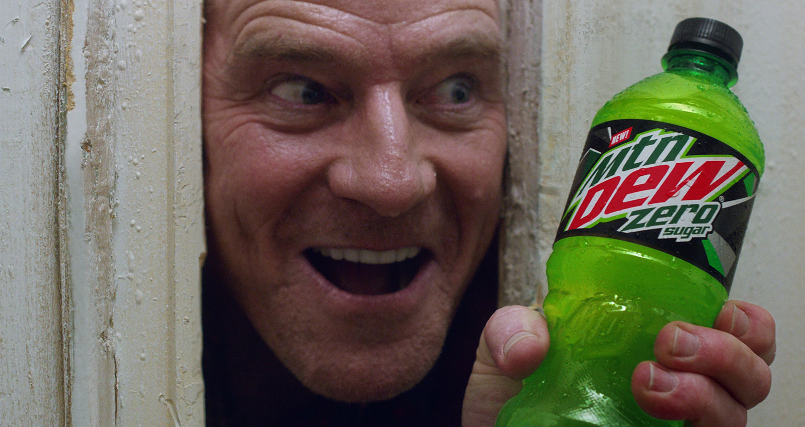 Here's Mountain Dew Zero