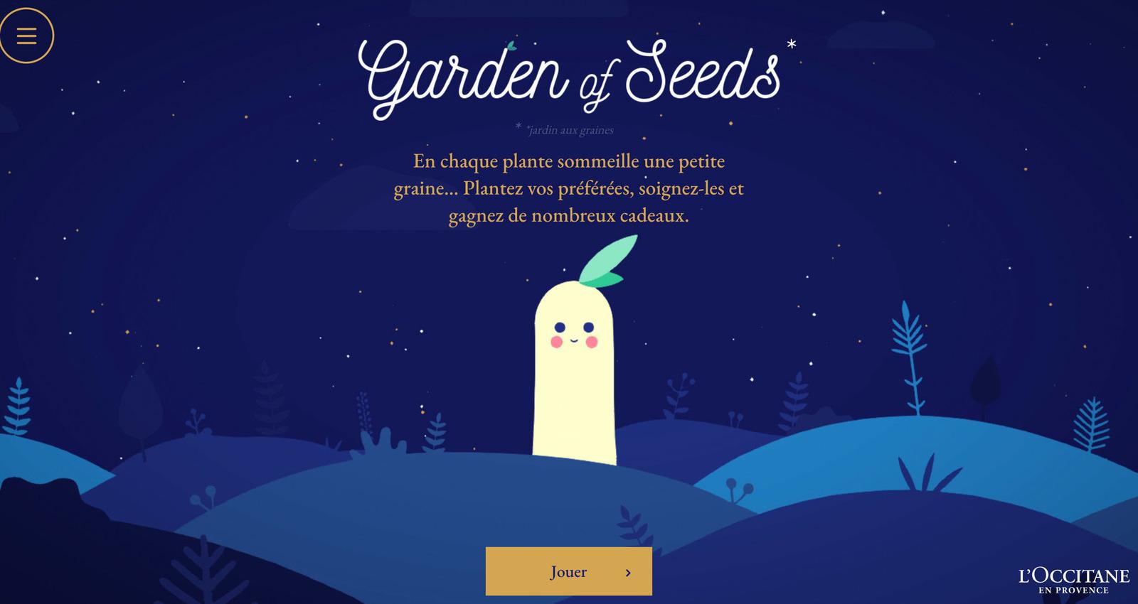 Seeds of dreams