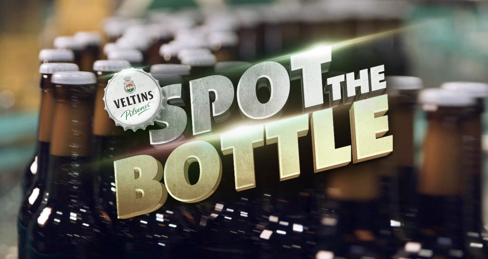 Spot The Bottle