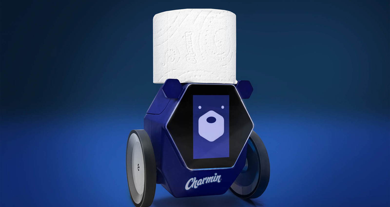 Charmin Toilet Tech Steals the Show at CES 2020