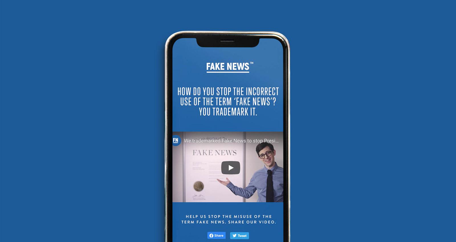 Fake News TM