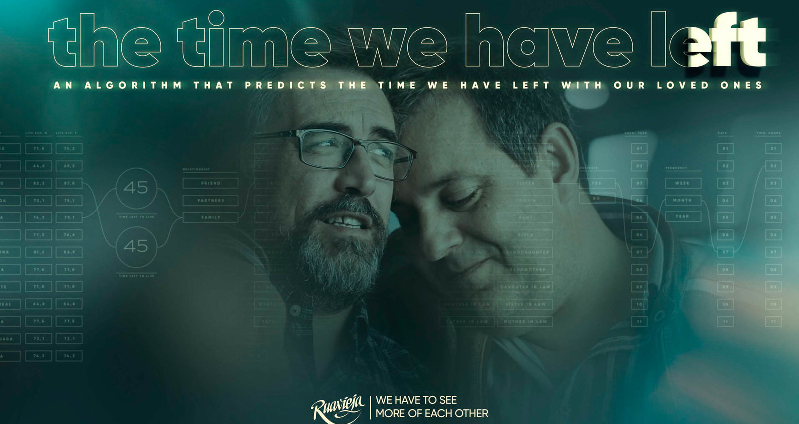 THE TIME WE HAVE LEFT