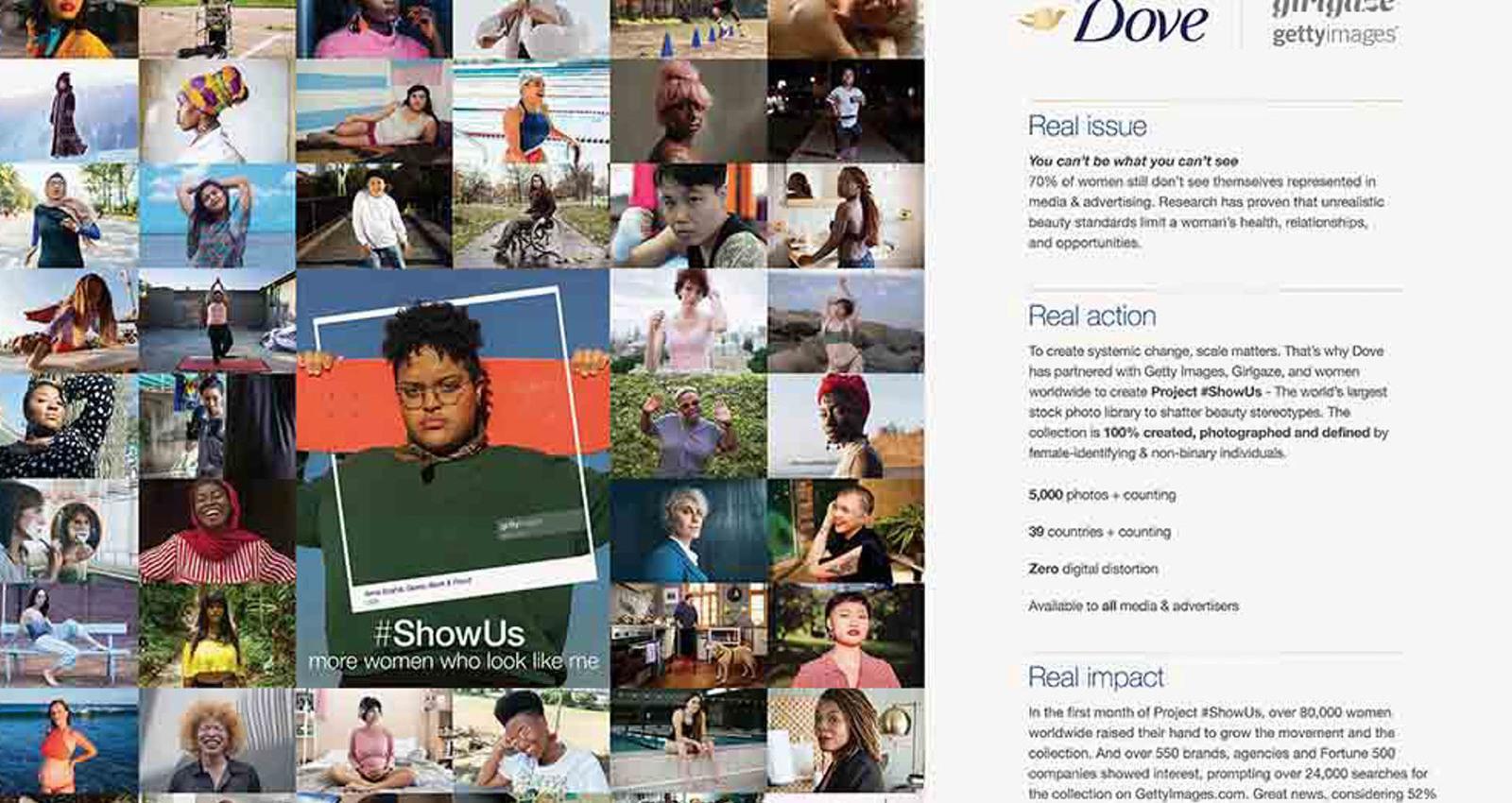 Project #ShowUs