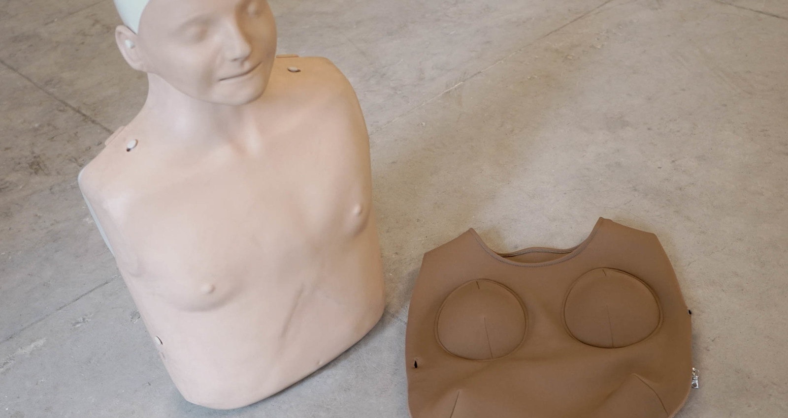 WoManikin: Designed to Save Women's Lives