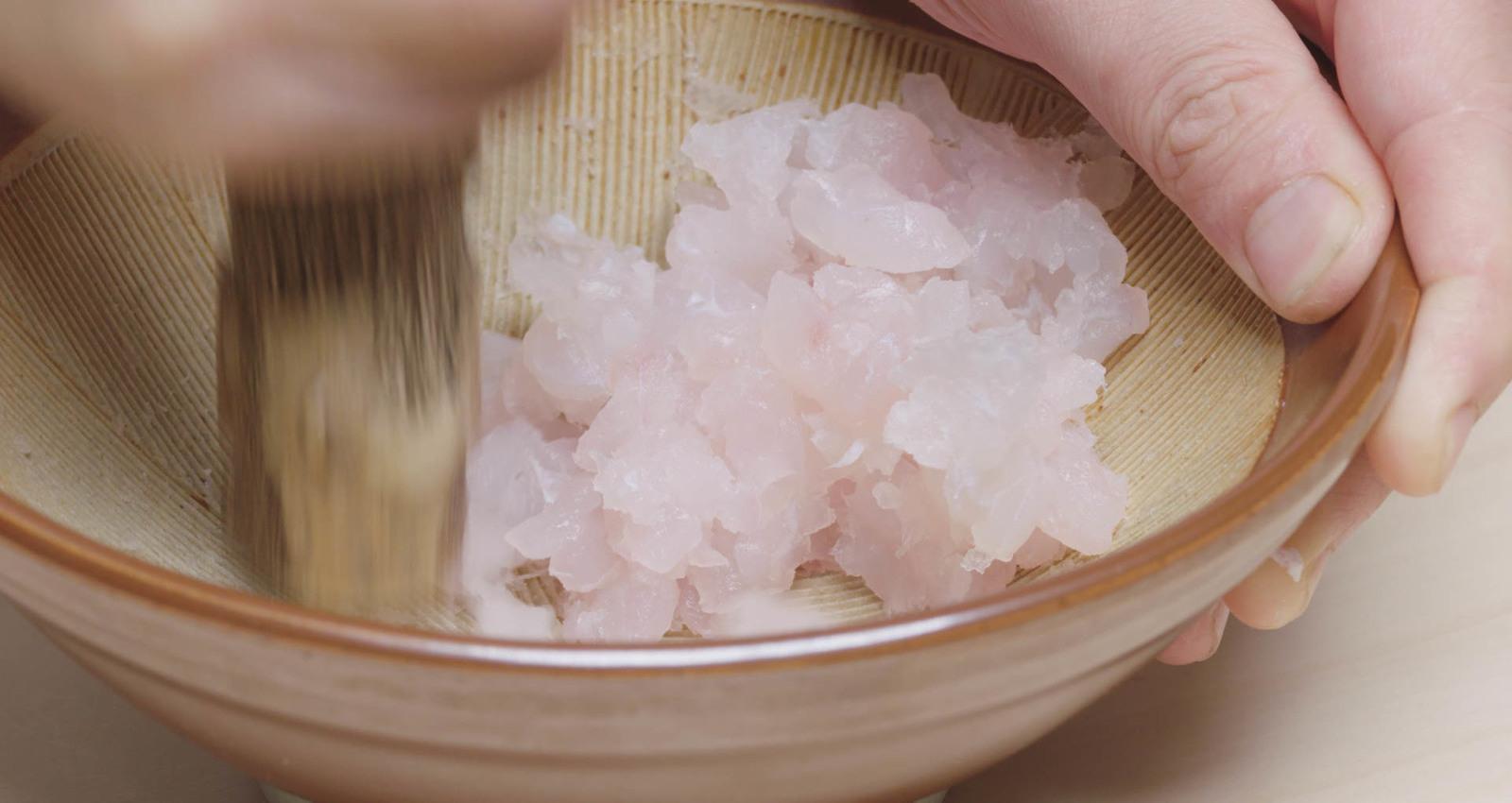 The Edible Sushi Omamori