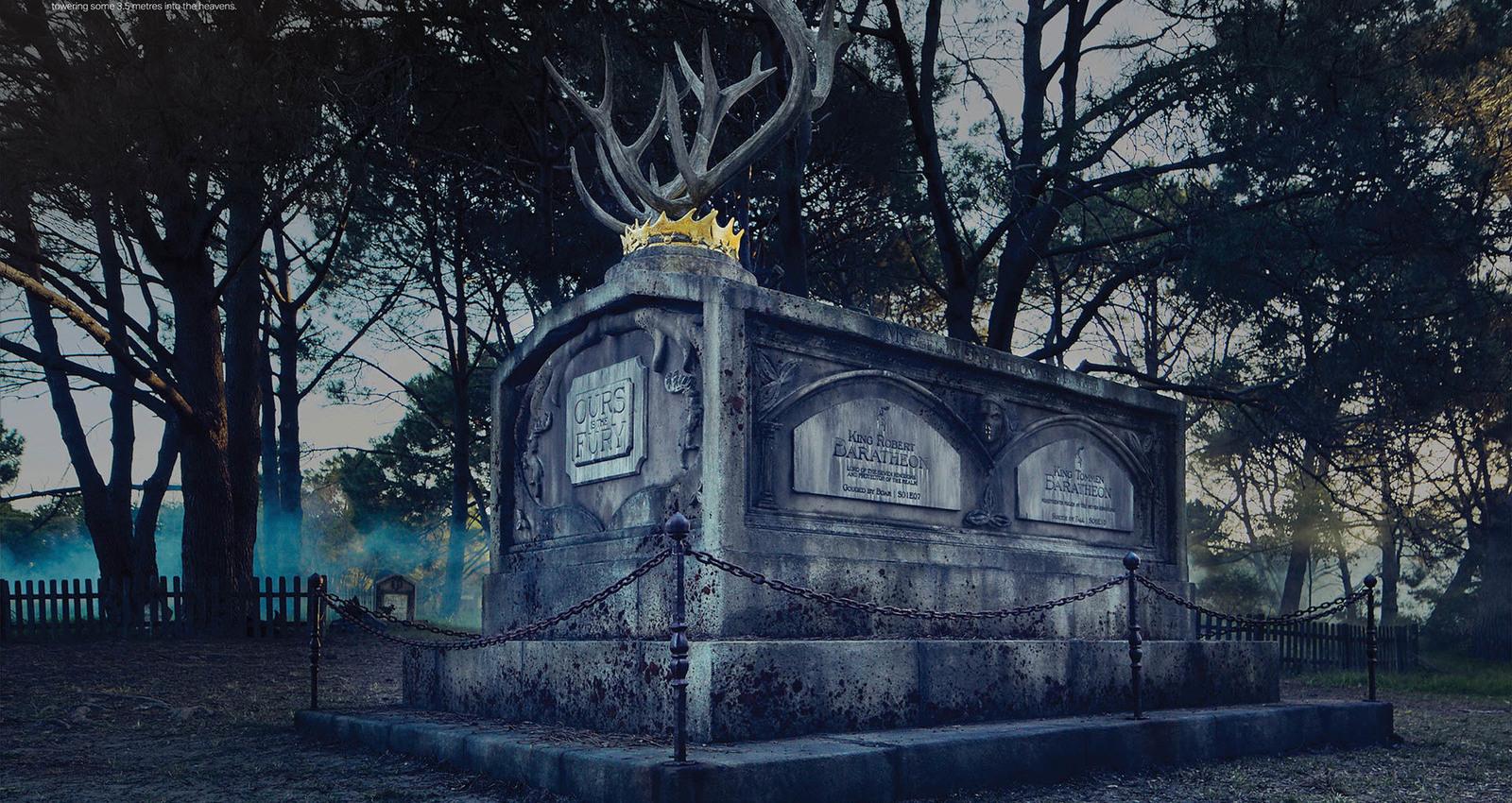 Grave of Thrones