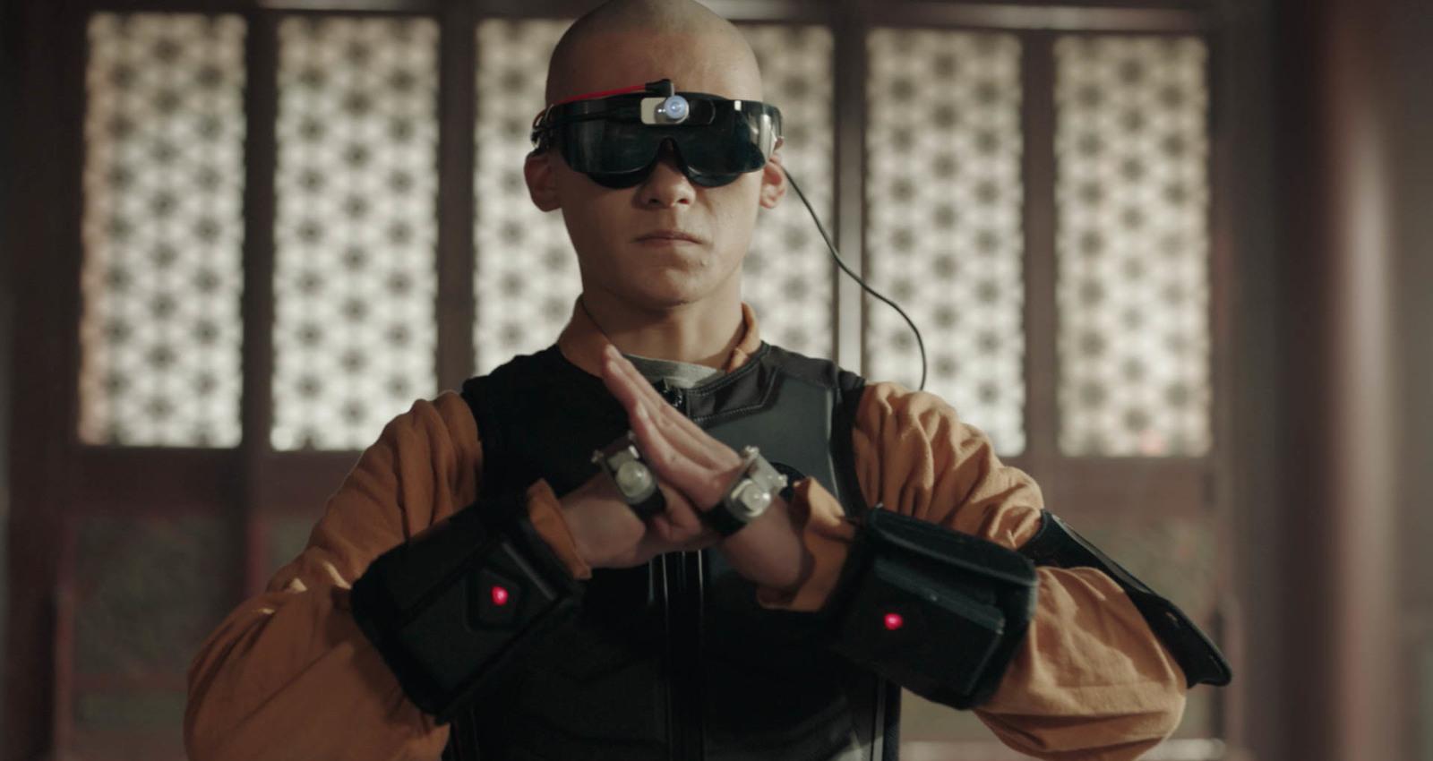 5G Kung Fu Showdown